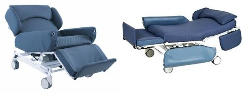 Ultra Cura Care chair